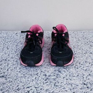 Nike T Run 5 Shoes Size 2Y/33.5  fitness gym shoes
